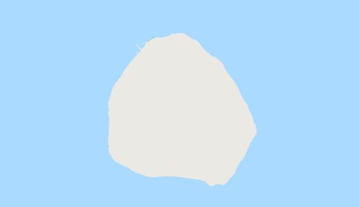 御蔵島(伊豆諸島)でサイクリングはできない!【見どころ攻略!旅プラン紹介】