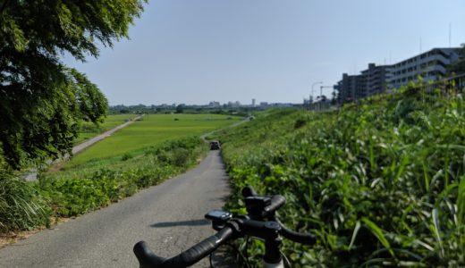 【国道6号線】灼熱の中、水戸街道を往く【自転車】