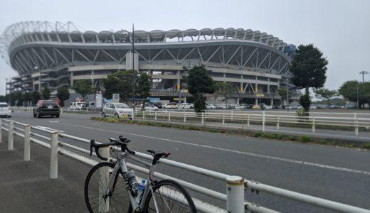 【鹿島灘】水戸から銚子までをひたすら走る!【自転車】
