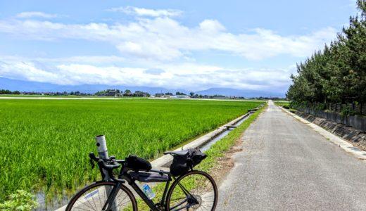 【上越】Day1 富山湾サイクリングロードと親不知・子不知海岸を走る【自転車】