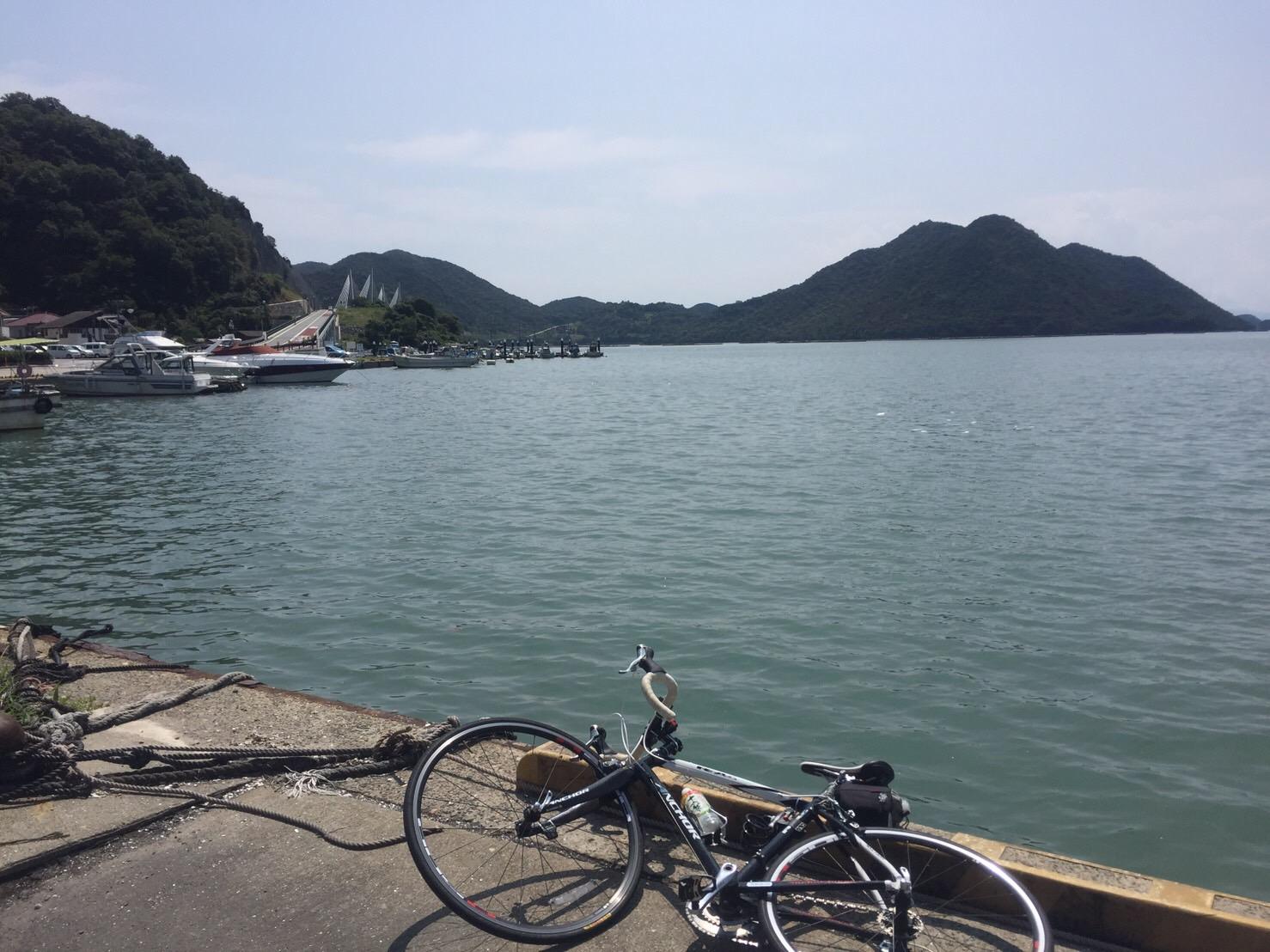 【名古屋~長崎】Day4 やーやー!赤穂浪士【姫路~岡山】【自転車】