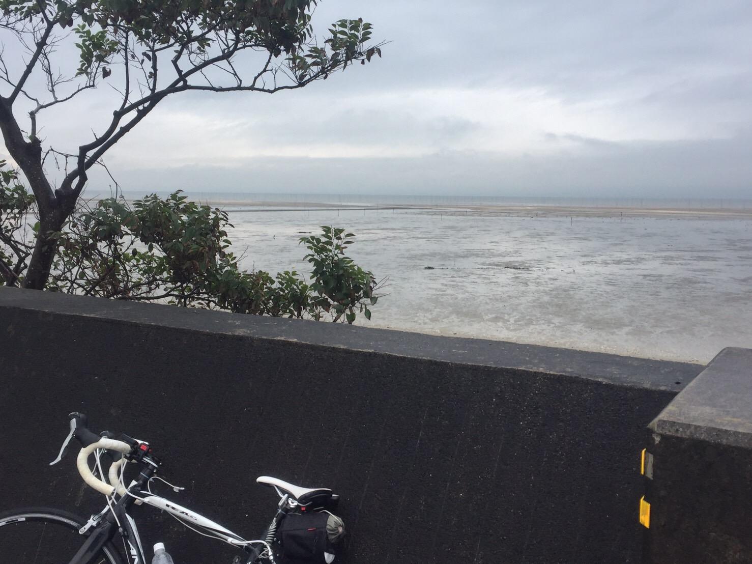 【名古屋~長崎】Day10 有明海とくまもん【大分~熊本】【自転車】