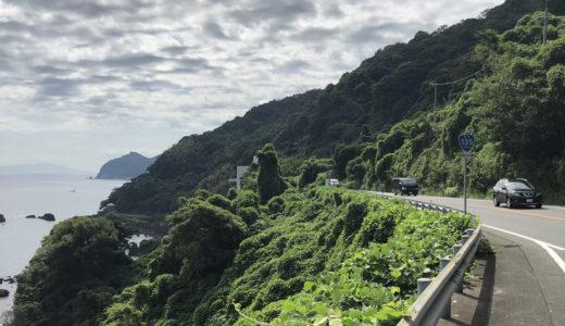 【伊豆半島一周】Day1 温泉ロード東伊豆【小田原~南伊豆】【自転車】