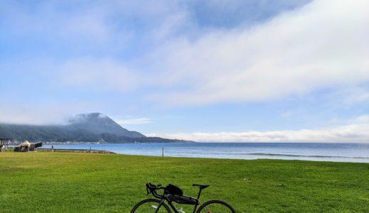 【胆振・渡島】Day4 津軽海峡をひたすら函館から眺める【自転車】